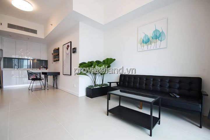 Căn hộ cần cho thuê tại Gateway Thảo Điền 1 phòng ngủ view rộng