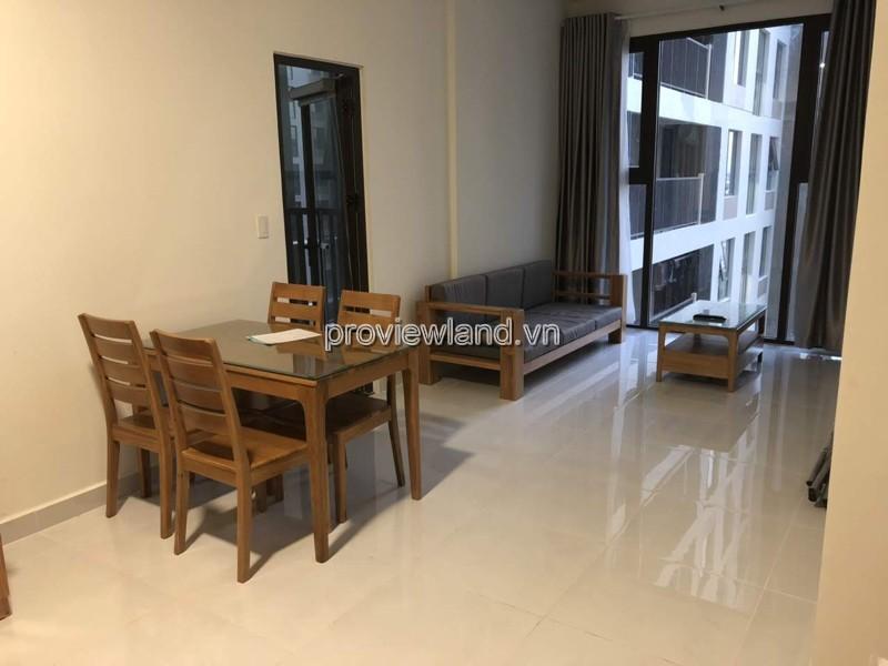 Cho thuê căn hộ 2 phòng ngủ Jamila Khang Điền Quận 9 78m2 đầy đủ nội thất