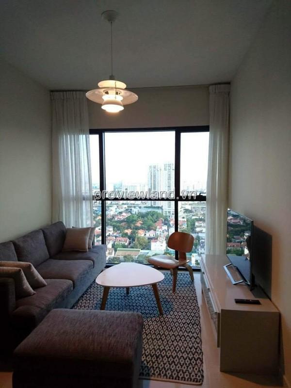 Cho thuê gấp căn hộ Ascent Thảo Điền diện tích 67.47m2 2 phòng ngủ