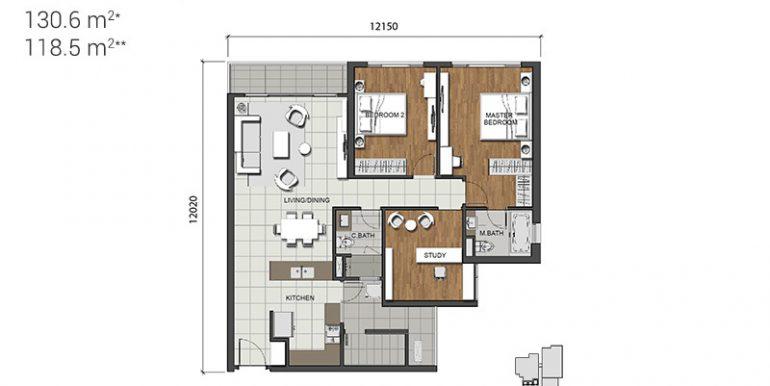 Estella-heights-mat-bang-can-ho-layout-2pn-study-2BST2