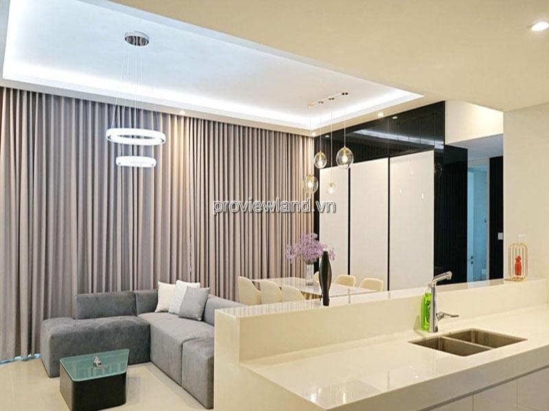 Căn hộ Gateway cho thuê 3PN tầng thấp full nội thất