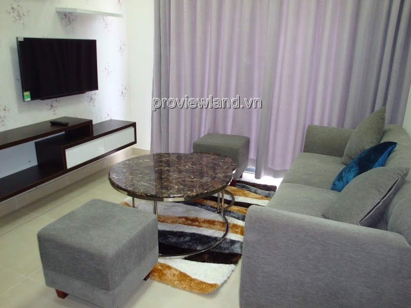 Cho thuê căn hộ Masteri Thảo Điền 2 phòng ngủ nội thất đầy đủ.