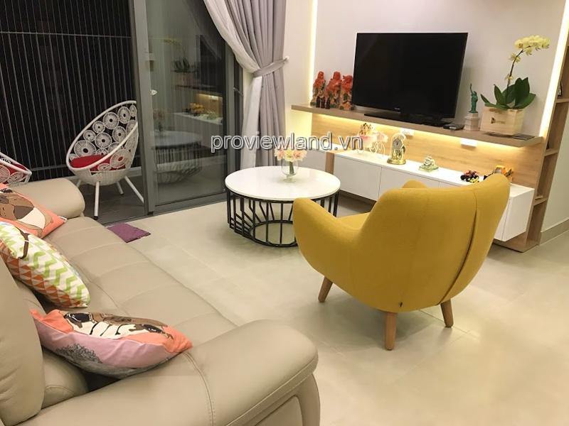 Cho thuê căn hộ Masteri Thảo Điền tầng cao 2 phòng ngủ