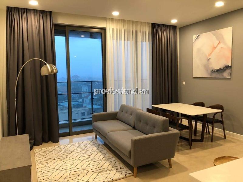 Cần cho thuê The Nassim 2 phòng ngủ full nội thất giá tốt