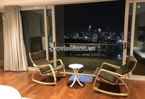 Cho thue can duplex Saigon Pearl 3tang 4pn
