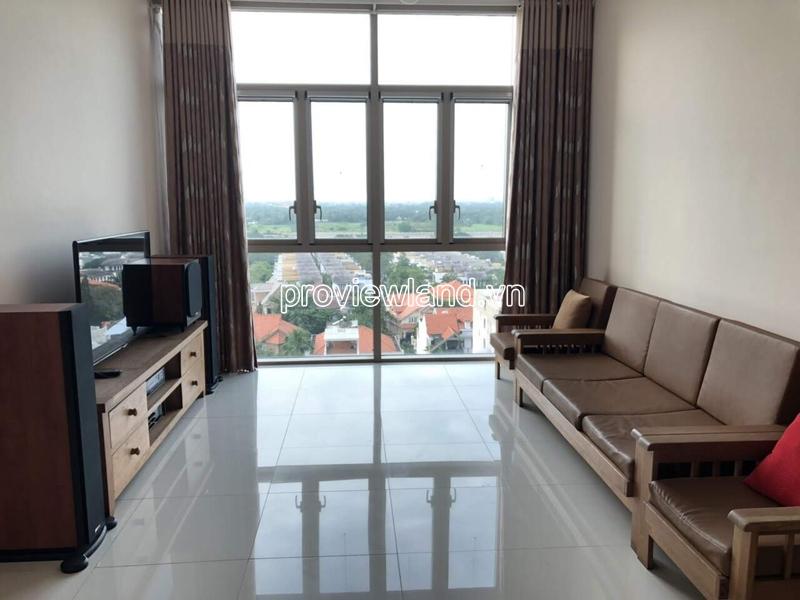 Bán căn hộ The Vista An Phú tháp T4 với 2 phòng ngủ view đẹp