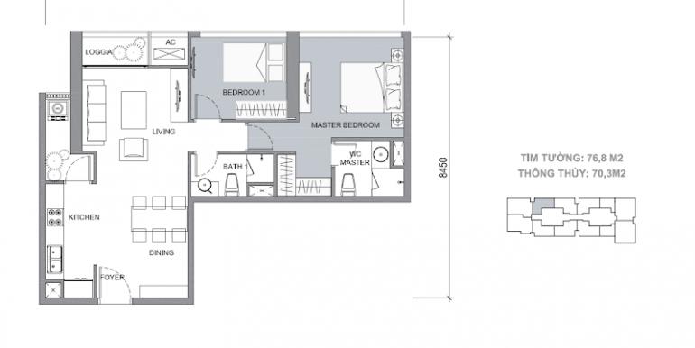 Vinhomes-Central-Park-C3-layout-mat-bang-can-ho-2pn-76m2