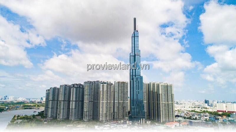 Văn phòng bán Bình Thạnh tại tòa nhà Landmark 81 tòa nhà cao nhất Việt Nam