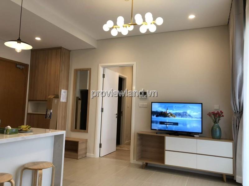 Cho thuê căn hộ Diamond Island 1 phòng ngủ 54m2 tầng thấp