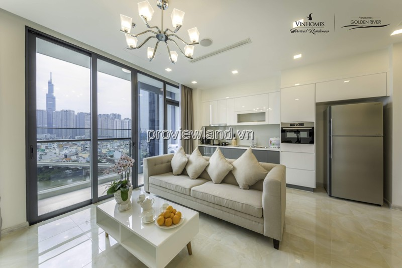 Cho thuê căn hộ dịch vụ Vinhomes golden river Q1 tòa Aqua 1-2-3-4-6 ngắn và dài hạn