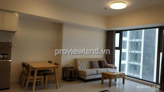 Gateway Thảo Điền cho thuê căn hộ studio tầng trung
