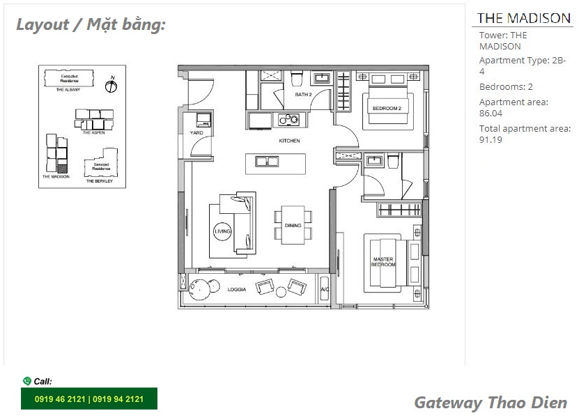 Gateway-Thao-Dien-Madison-layout-mat-bang-can-ho-2pn-91m2
