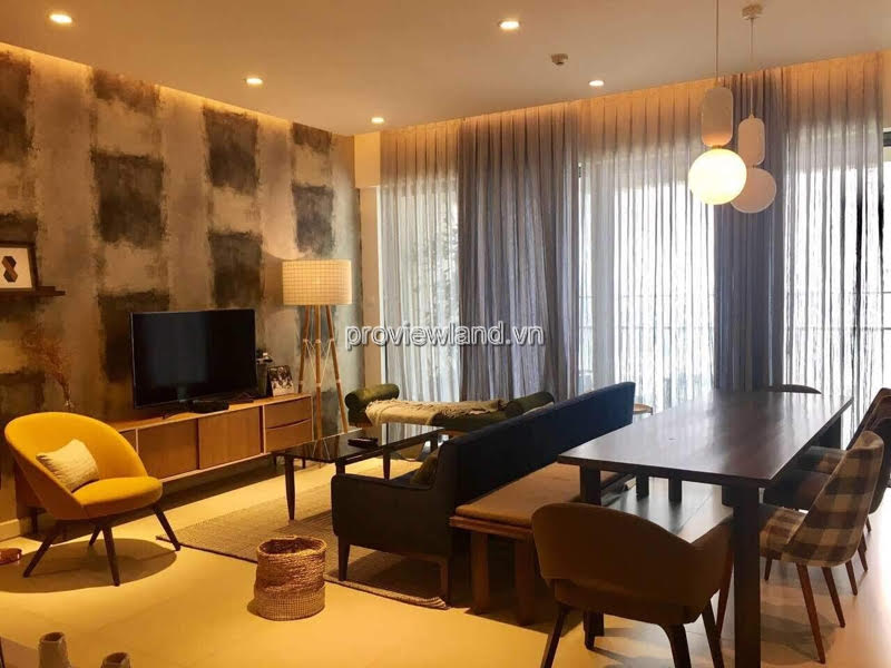 Bán căn hộ Gateway Thảo Điền tầng cao nội thất cao cấp