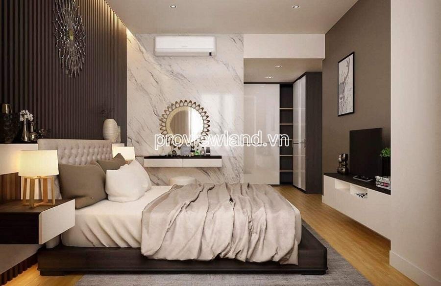 Căn hộ ghép tầng cao cần cho thuê tại Masteri gồm 4 phòng ngủ