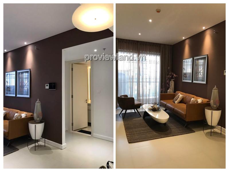 Bán căn hộ Gateway Thảo Điền 2 phòng ngủ nội thất đẹp giá tốt