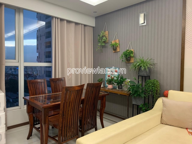Apartment for sale in Thao Dien Pearl, Block A, low floor 2 bedrooms