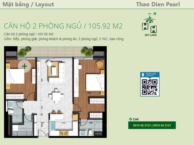 Thao-dien-pearl-layout-mat-bang-2pn-105m2