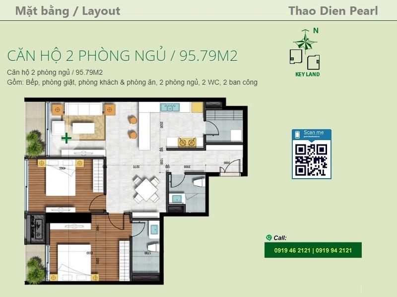 Thao-dien-pearl-layout-mat-bang-2pn-95m2