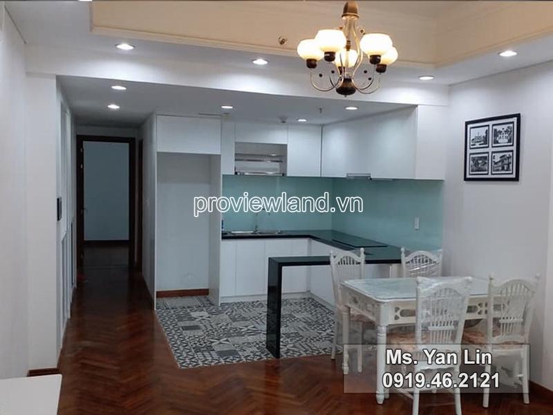 Cần cho thuê căn hộ cao cấp The Manor 3 phòng ngủ Block B