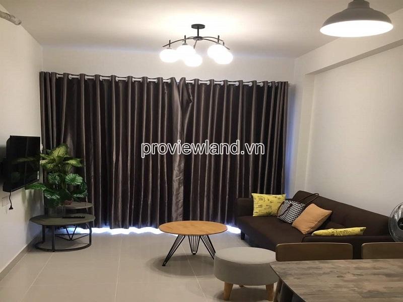 Cần cho thuê căn hộ The Sun Avenue 5 với 2 phòng ngủ tầng cao
