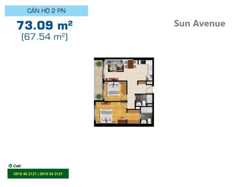 The-sun-avenue-layout-mat-bang-2pn-73m2