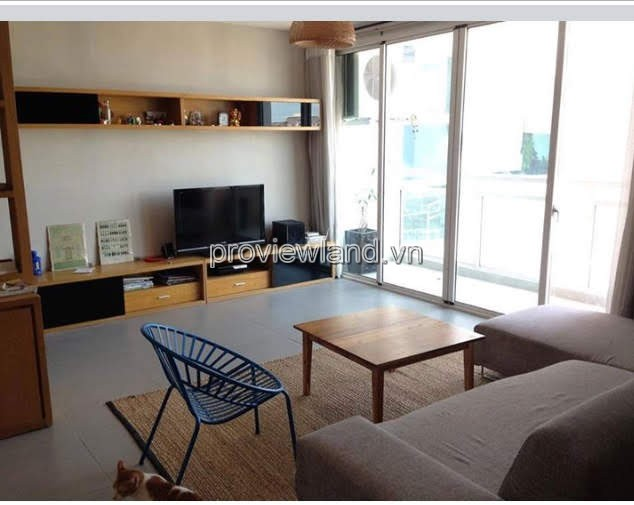 Fideco Riverview Thao Dien for rent, 3 bedrooms 140m2, fully furnished