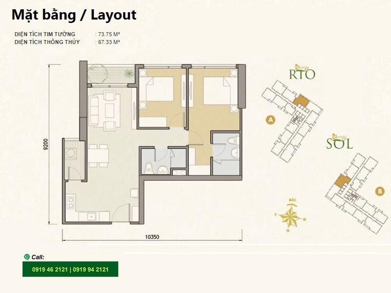 Masteri-an-phu-layout-mat-bang-2pn-73m2