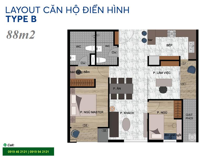 Centana-Thu-Thiem-layout-mat-bang-loai-B