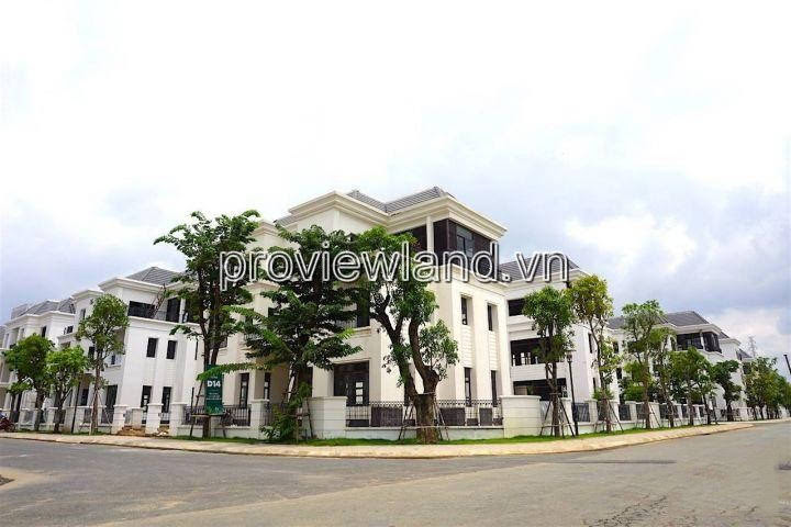 Villa Vinhomes Central Park Binh Thanh District 506m2 for sale