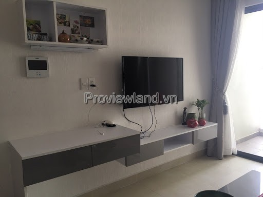 Masteri Thao Dien apartment for rent with 1 bedroom, fully furnished