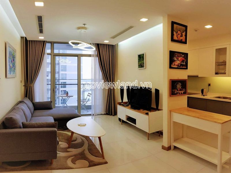 For sale 2 bedrooms apartment in Vinhomes Central Park high-floor block Park 2