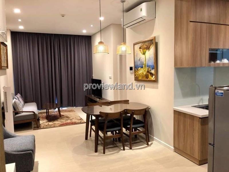 Cho thuê căn hộ Diamond Island 1pn đầy đủ nội thất