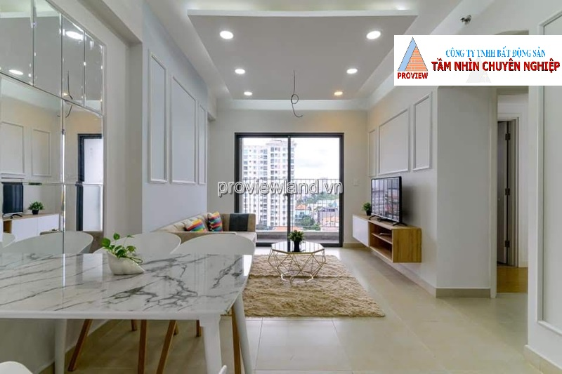 2 bedroom apartment for rent in Masteri Thao Dien, fully furnished
