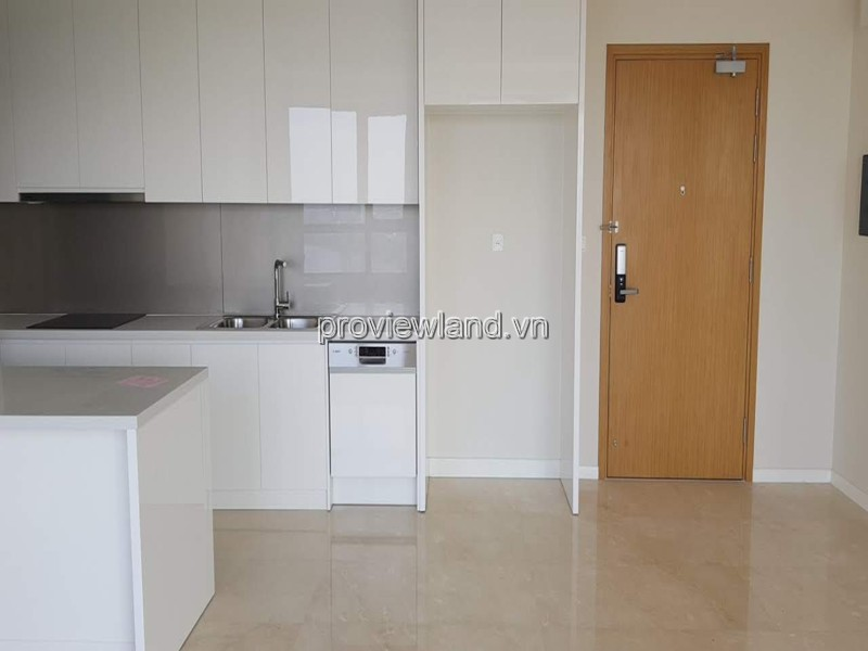 Diamond Island apartment for rent with 2 bedrooms, airy view