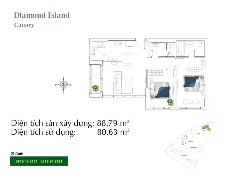 Diamond-Island-DKC-Canary-layout-2D-2PN