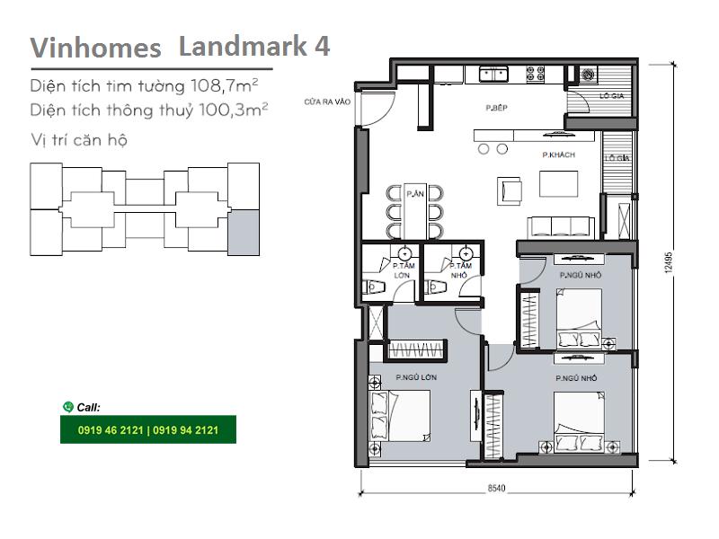 Vinhomes-Central-Park-L4-layout-mat-bang-can-ho-3pn-108m2