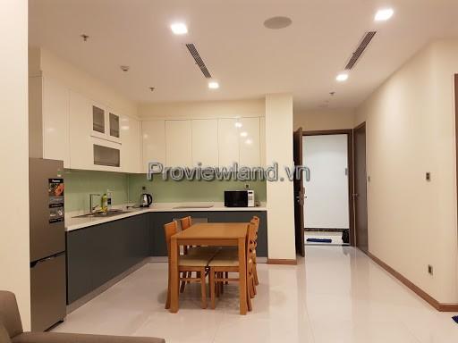 Cần bán căn hộ Vinhomes Cetral Park 2 phòng ngủ full nội thất