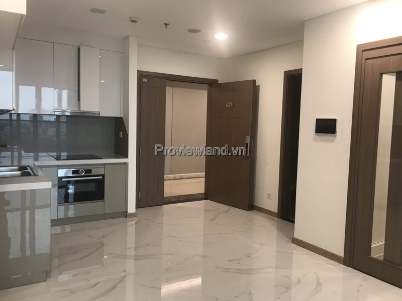 Selling 1 bedroom in Landmark 81, unfurnished, pool view