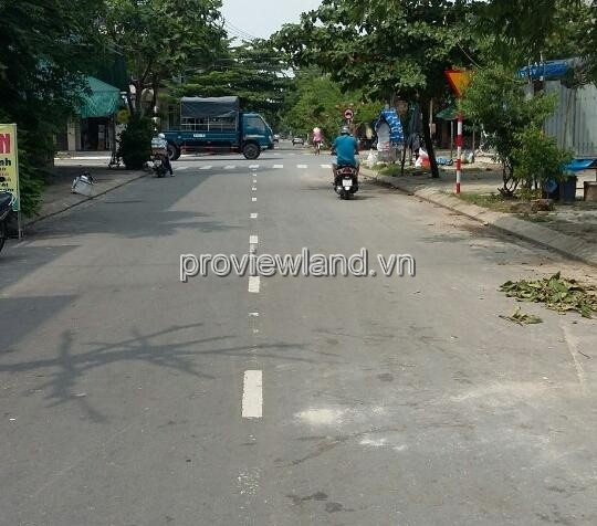 Land for sale on Giang Van Minh Str, 10x23m build up to 1 basement and 5 floors