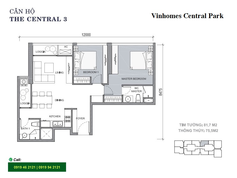 Vinhomes-Central-Park-C3-layout-mat-bang-can-ho-2pn-82m2