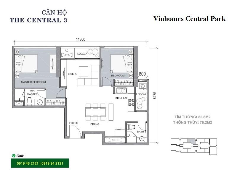 Vinhomes-Central-Park-C3-layout-mat-bang-can-ho-2pn-83m2