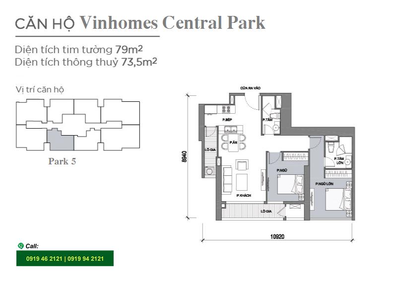 Vinhomes-Central-Park5-layout-mat-bang-can-ho-2PN-79m2