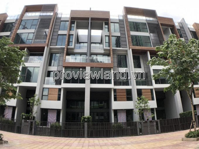 Shophouse D2eight townhouse with area 108sqm rough house complete the exterior