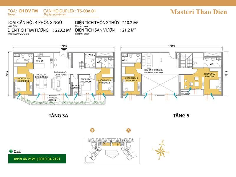 Masteri-Thao-Dien-Mat-bang-layout-T5-duplex01-5pn-244m2