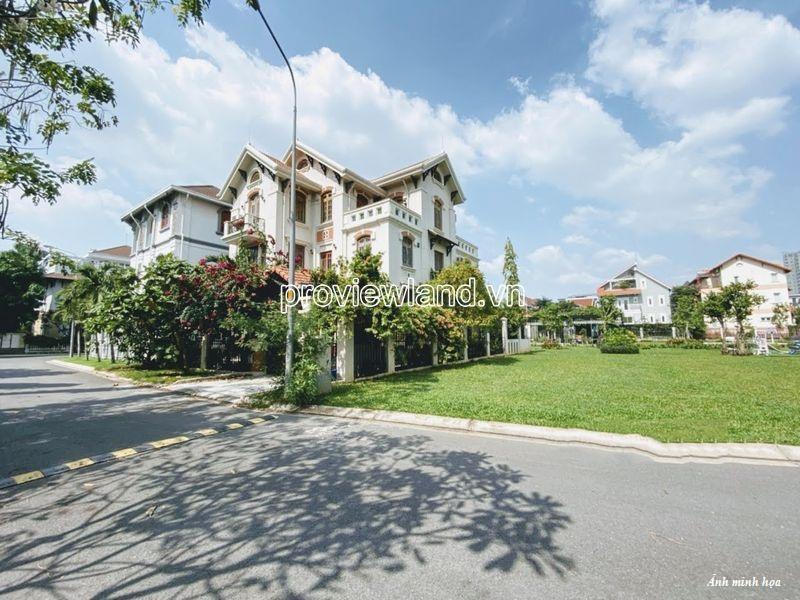 Villa for sale 1 ground 1 floor swimming pool garden residential land 3300m2