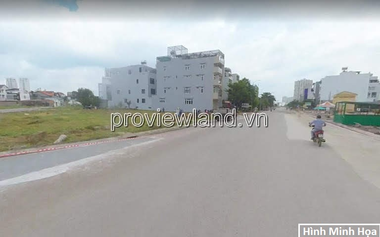 Selling plot of land 3000m2, Luong Dinh Cua street