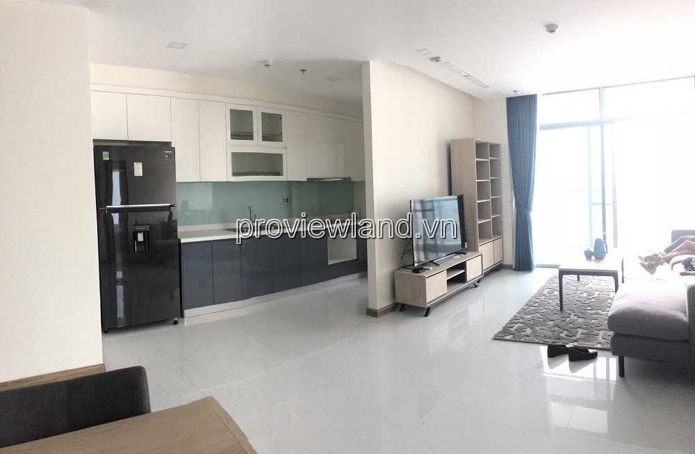 Vinhomes Central Park flat for sale in Park 5 tower area of 146m2 3BRs river view