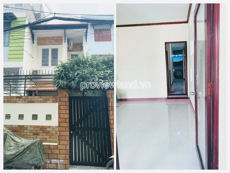 Townhouse need for rent in Bui Dinh Tuy Binh Thanh 1 ground 1 floor 3 bedrooms