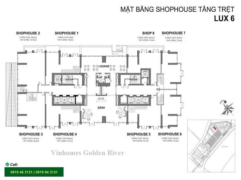 Vinhomes-Golden-River-layout-mat-bang-shophouse-lux6-tang-tret