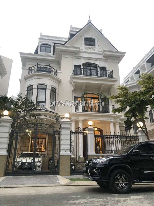 Victoria Village Villa need for sale includes 1 basement 3 floors 300m2
